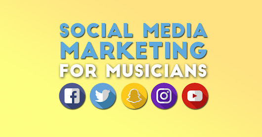 Social Media Marketing for Musicians (2017)