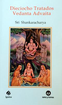 Shankaracharya_Dieciocho Tratados Vedanta Advaita