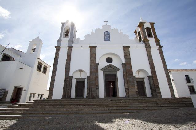 Igreja matriz-Monsaraz