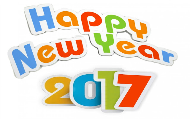 Download Free 2017 Happy New Year Wallpapers