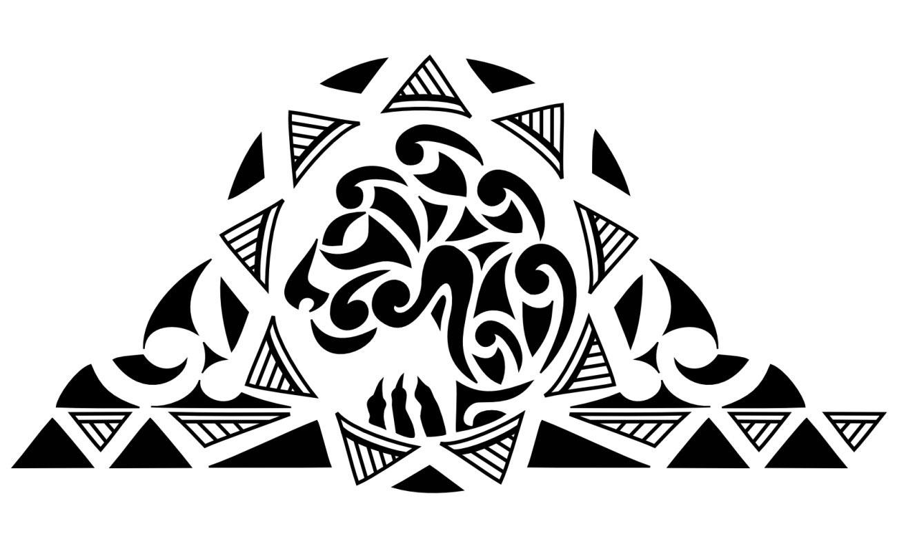 Conosciuto Blu Sky Tattoo Studio: Maori Significato 215 OB03