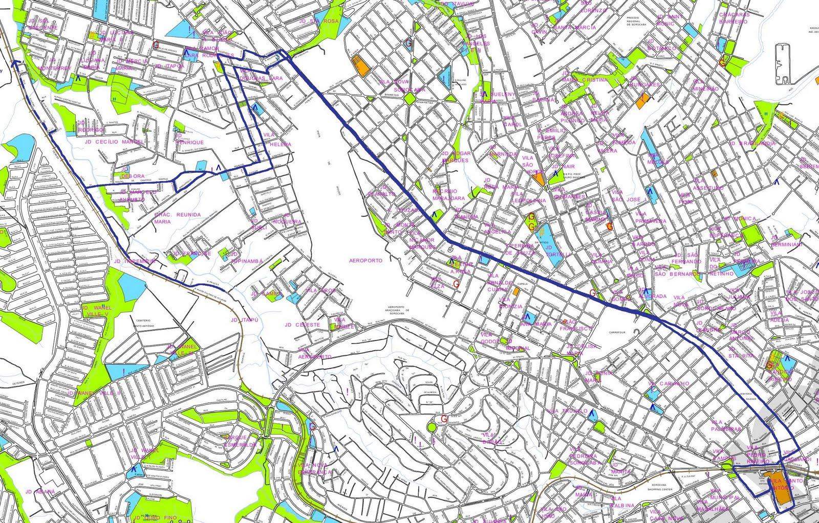 Linha+21+ +Lopes+de+Oliveira - Linha 21 - Lopes de Oliveira (Cidade de Sorocaba)
