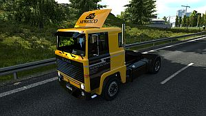 Newexco skin for Scania 1 Series