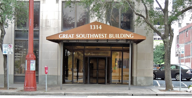 1314 TEXAS AVE - PORTAL OF GREAT SOUTHWEST BUILDING