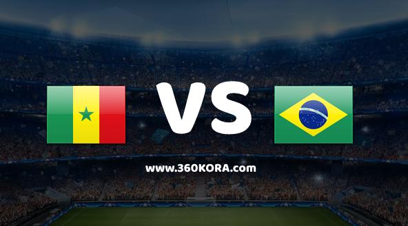 مشاهدة مباراة البرازيل والسنغال بث مباشر