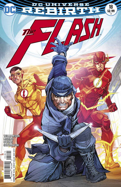 THE FLASH 18