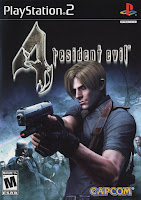 Resident Evil 4 (BR) [ Ps2 ] { Torrent }