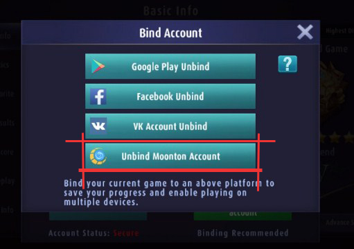 Image Result For Mobile Legends Unbind