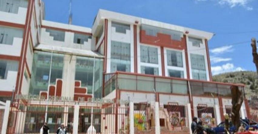 Exigen cambio de 6 docentes nombrados en Colegio «Enrique Torres Belón» de Chapa - Puno, por maltrato a estudiantes y a padres de familia