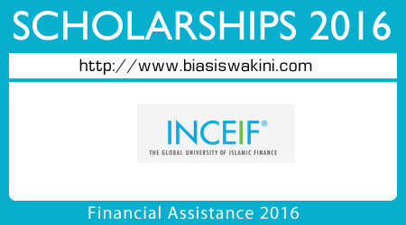 Financial Assistance 2016