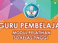 Download Modul Guru Pembelajaran Untuk SD Kelas Tinggi