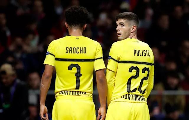 Klub Juventus Segera Rekrut Pemain Borussia Dortmund