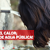 IU-Mérida pide al equipo de gobierno que requiera a Aqualia para que reparen las fuentes públicas destinadas al consumo.