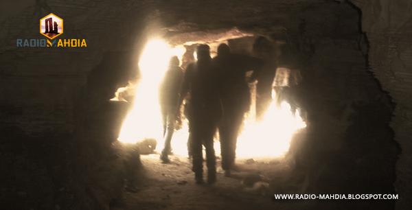 دواميس سلقطة ( غار الضبع)