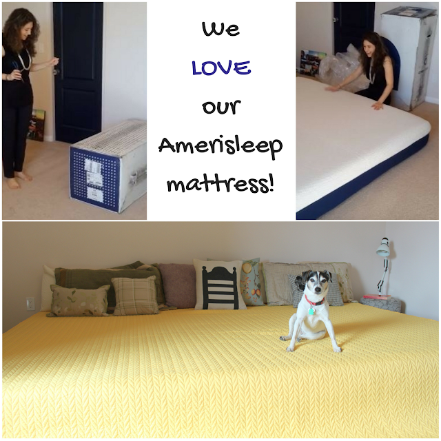 amerisleep mattress reviews collage