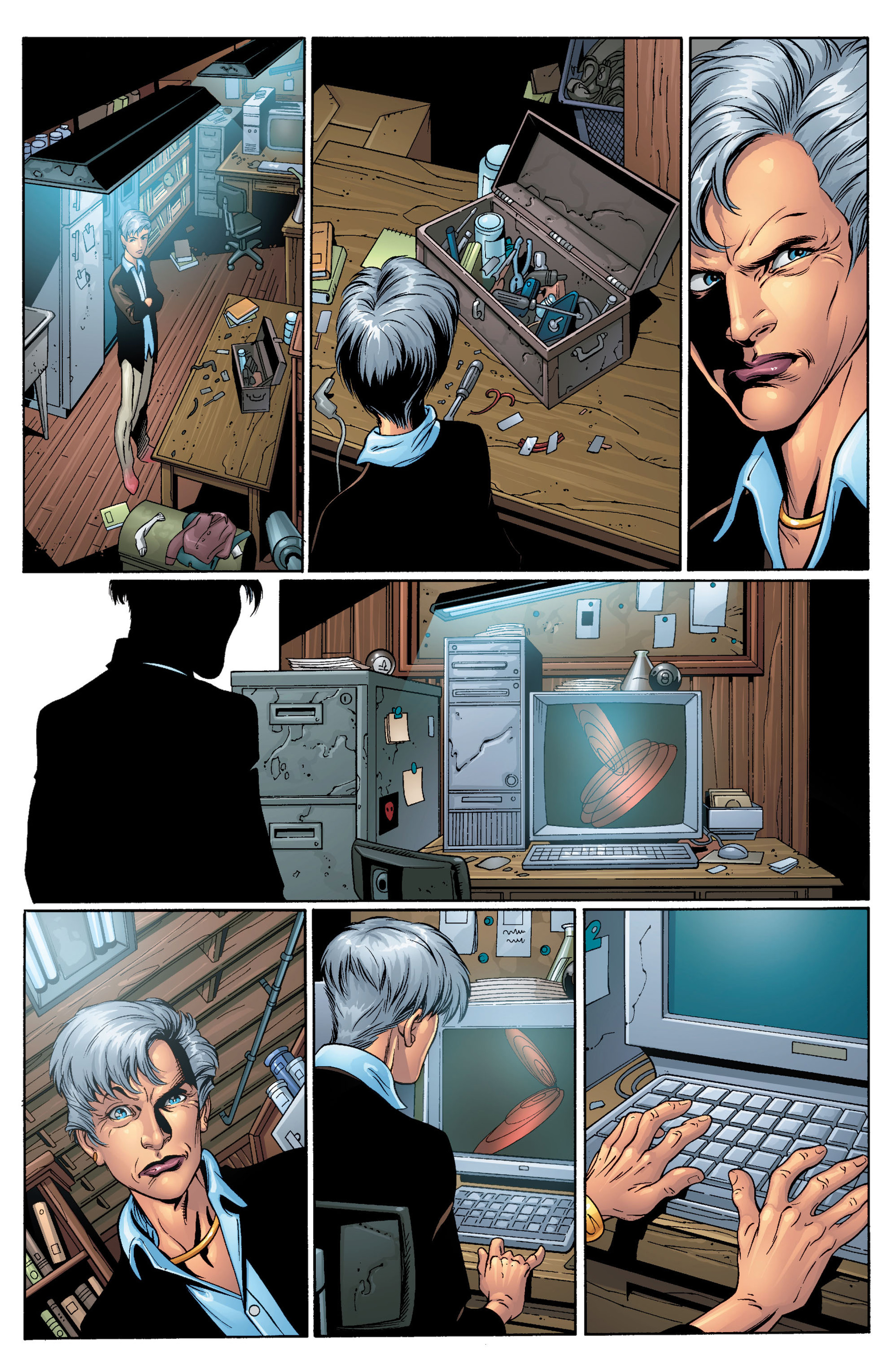 Read online Ultimate Spider-Man (2000) comic -  Issue #44 - 13