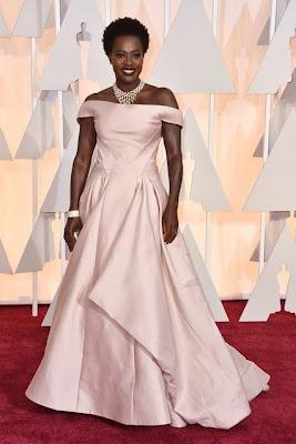 Viola Davis Oscars 2015