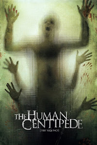 The Human Centipede Poster