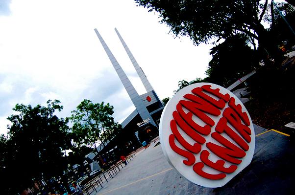 bowdywanders.com Singapore Travel Blog Philippines Photo :: Singapore :: Singapore Science Center, Jurong East