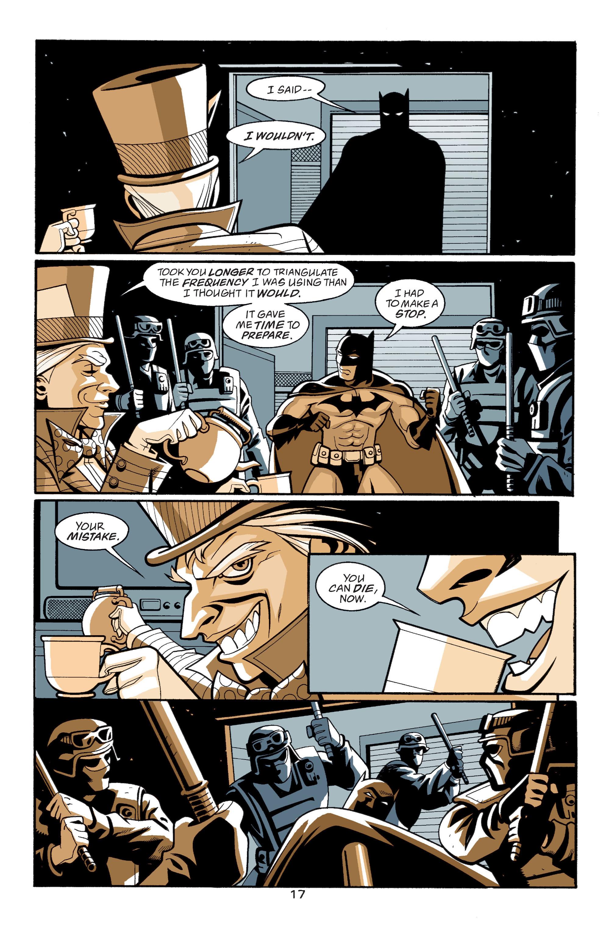 Detective Comics (1937) 760 Page 17