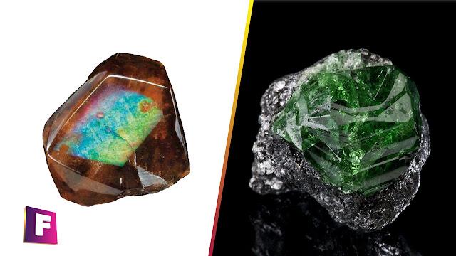 las 9 variedades de granate mas coleccionadas y codiciadas | Foro de minerales