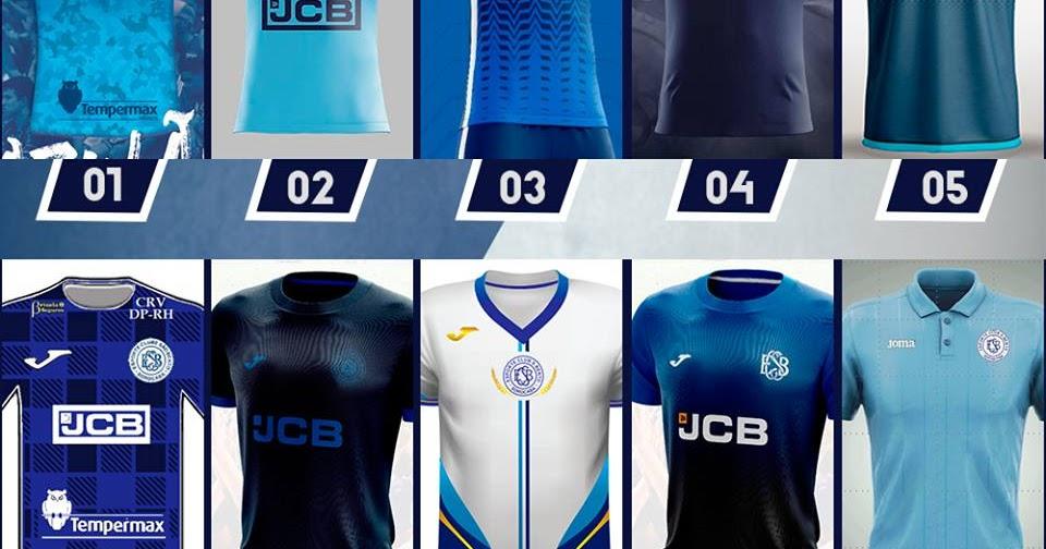 813e8b4b3418b São Bento abre votação para escolha de nova camisa - Show de Camisas