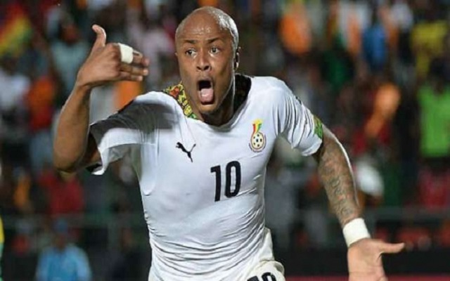 Chelsea, Liverpool on red alert to snatch Andre Ayew