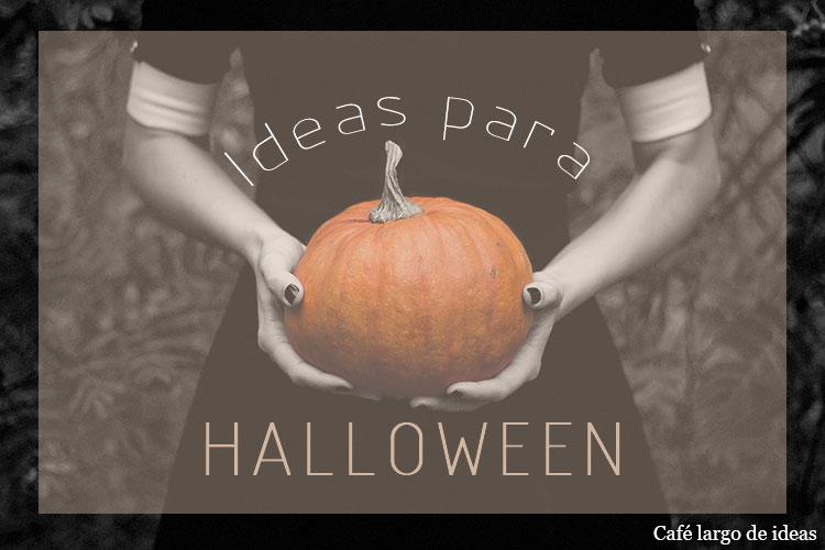DIY: Ideas para Halloween