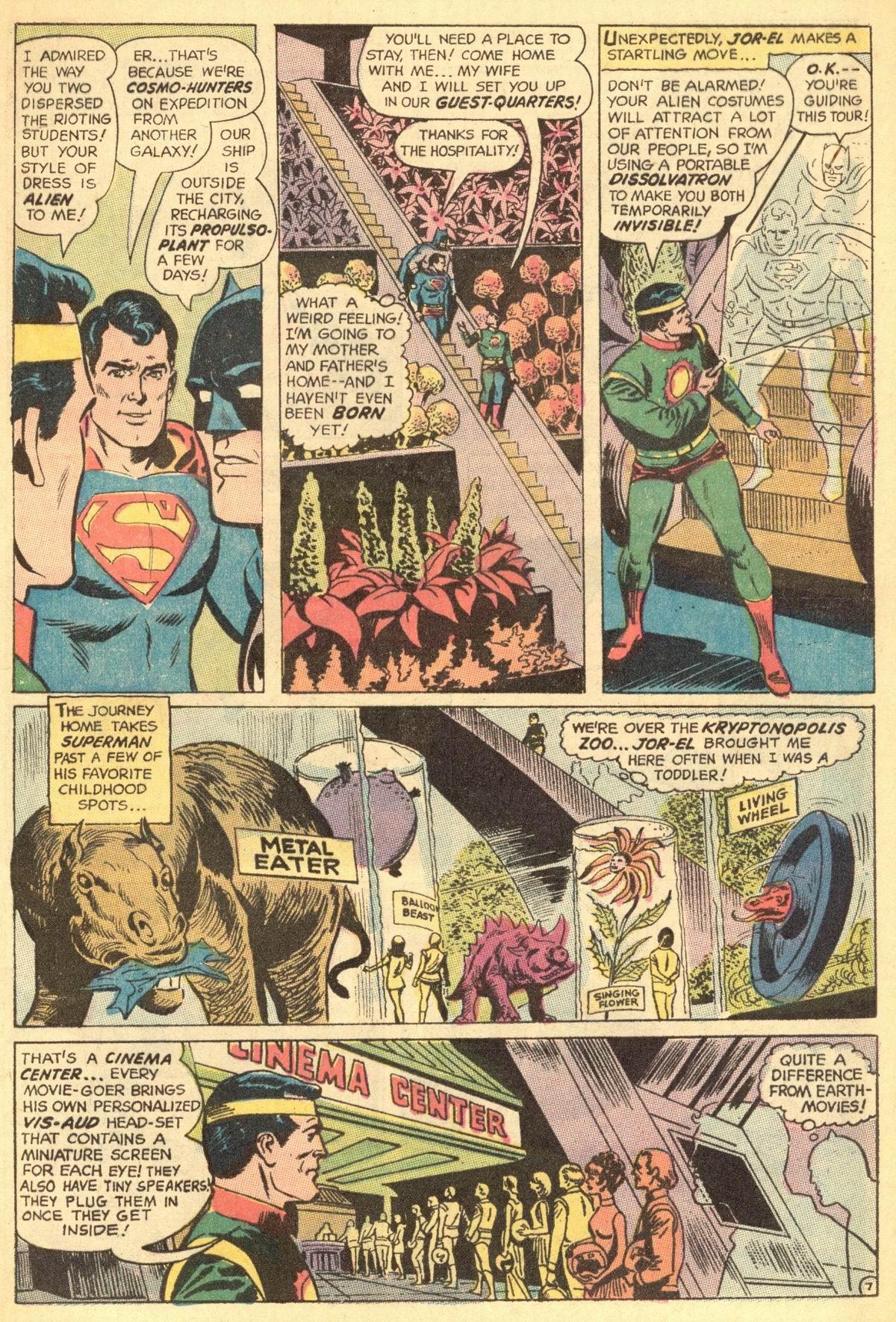 Read online World's Finest Comics comic -  Issue #191 - 9