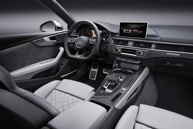 Novo Audi S5 Sportback 2017