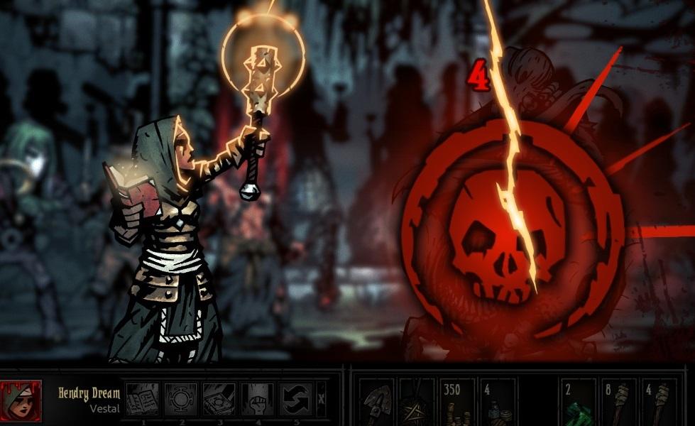 Game Diary - Darkest Dungeon: The Crimson Court