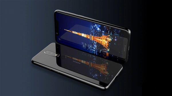 Nokia X5 Android 9 Pie