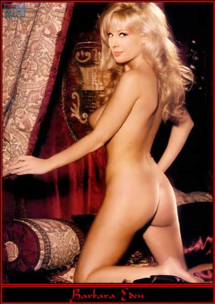 Barbara eden naked girl
