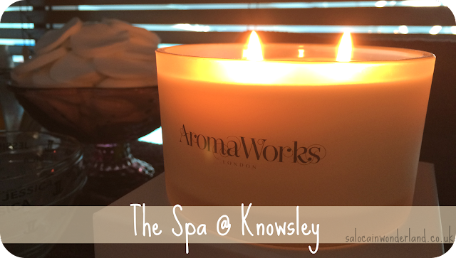 the spa knowsley review