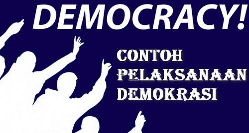 Contoh Demokrasi dalam Kehidupan Sehari-Hari