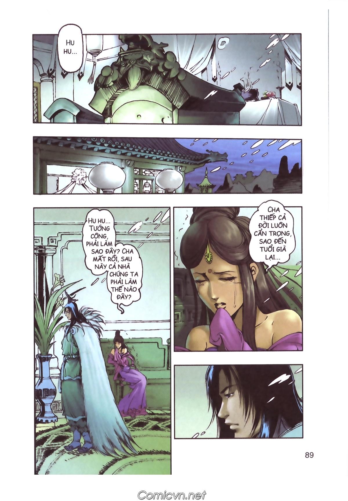 Tây Du Ký màu - Chapter 112 - Pic 10