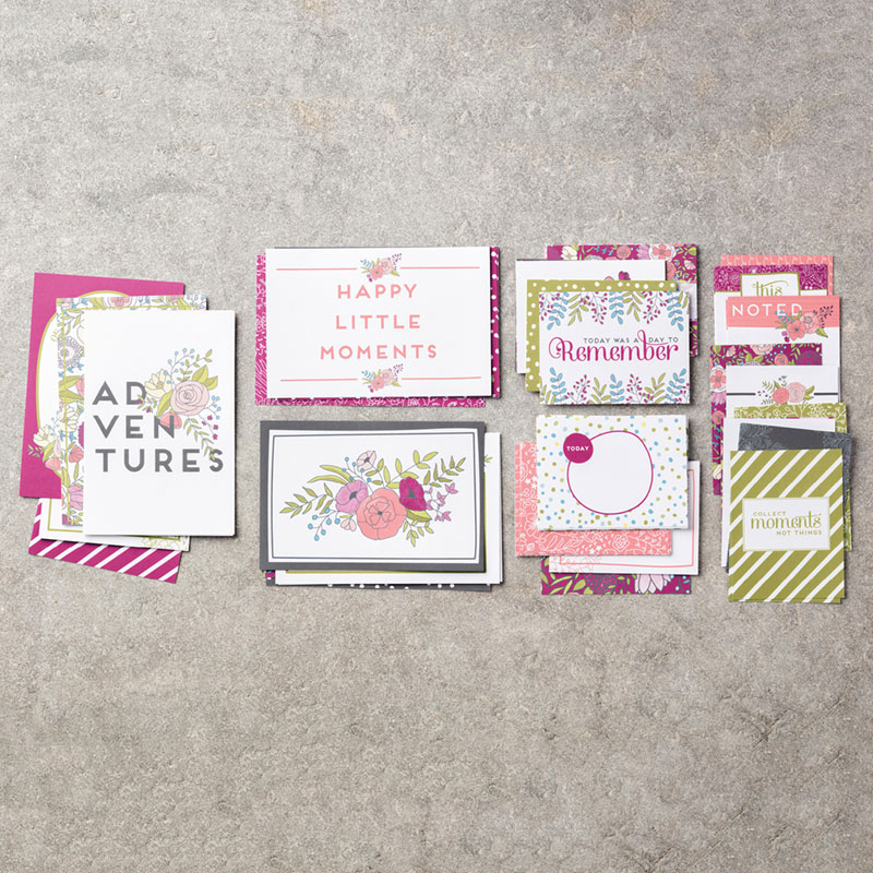 Sweet Soiree Card Pack