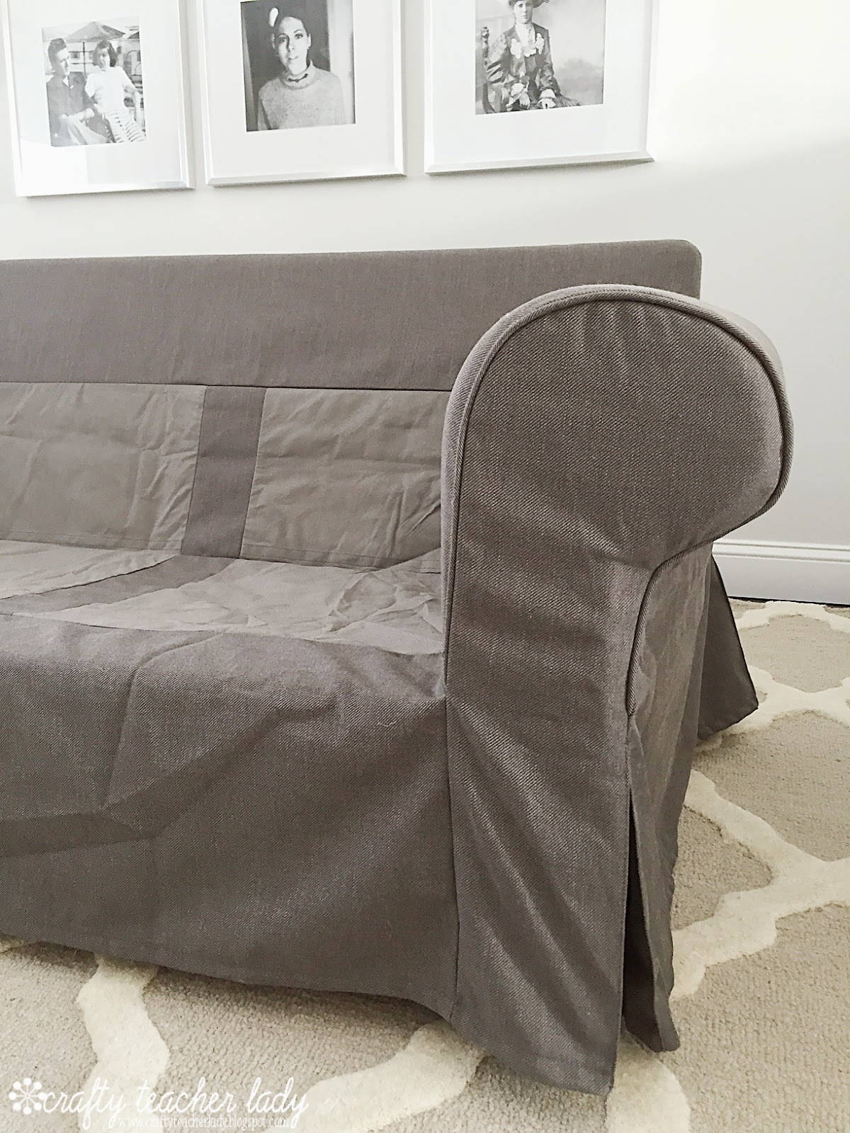 Ektorp Slipcovers Crafty Teacher Lady Review Of The Ikea Ektorp Sofa Series