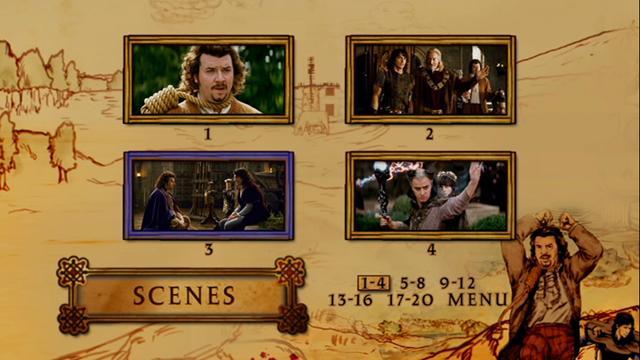 Your Highness DVDR Menu Full NTSC Español Latino Descargar 2011