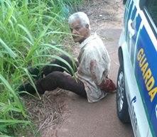 Idoso é preso pela GCM acusado de matar mulher a facadas em São Carlos (SP)