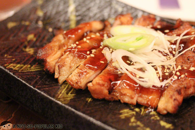 Chicken Teriyaki of Mr. Kurosawa