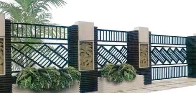 pagar rumah modern