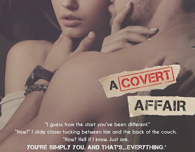 A Covert Affair, Kennedy L. Mitchell