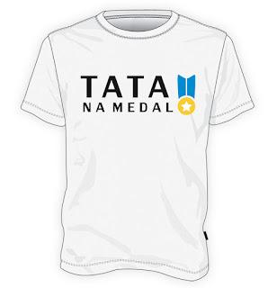 Koszulka Tata na medal
