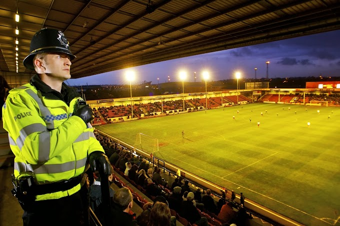 Football Banning Orders Issued Following Disorder Ahead of Blackpool Match