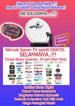Snifree TV Siaran tv gratis tanpa bayar bulanan