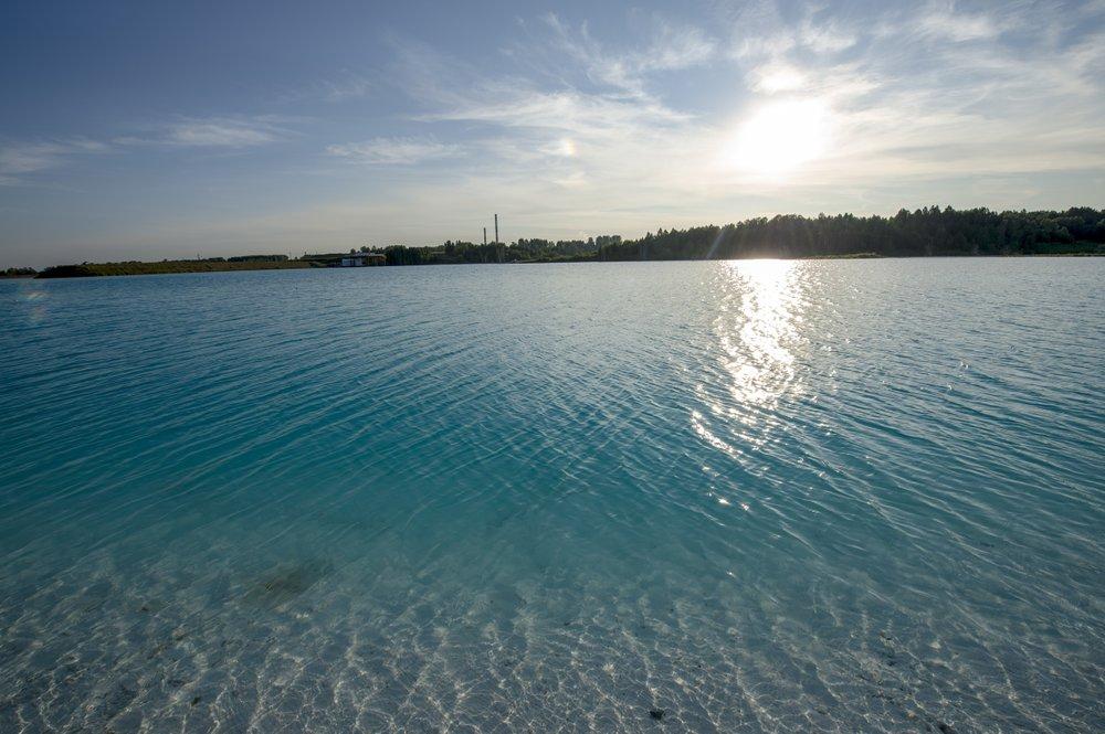 Siberian Maldives