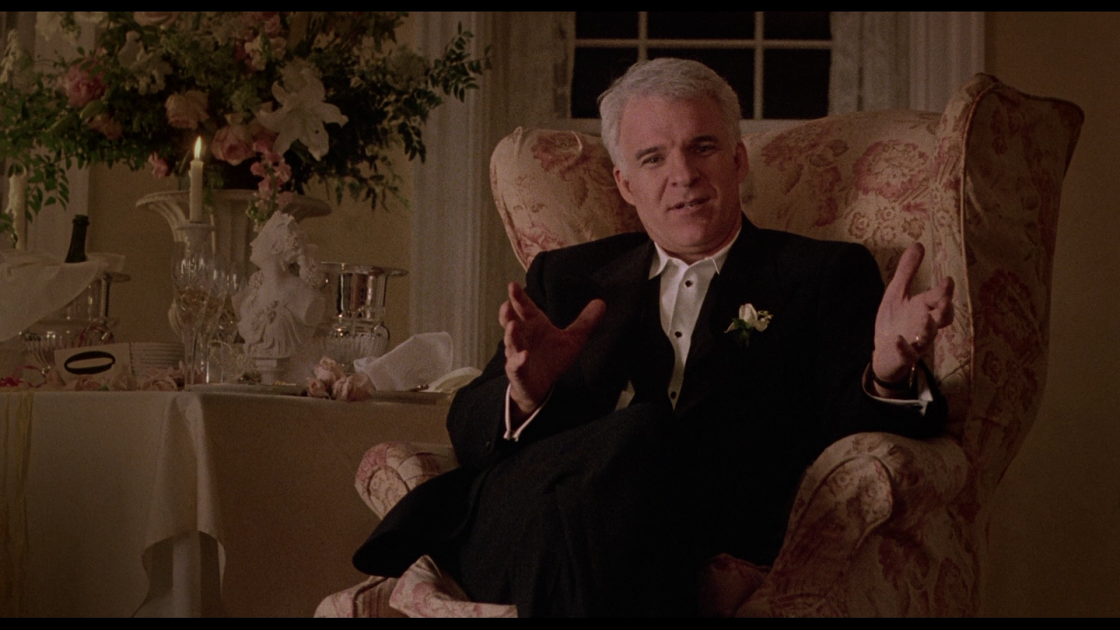 Father Of The Bride: Wedding Week: 'Father Of The Bride' Values Relationships