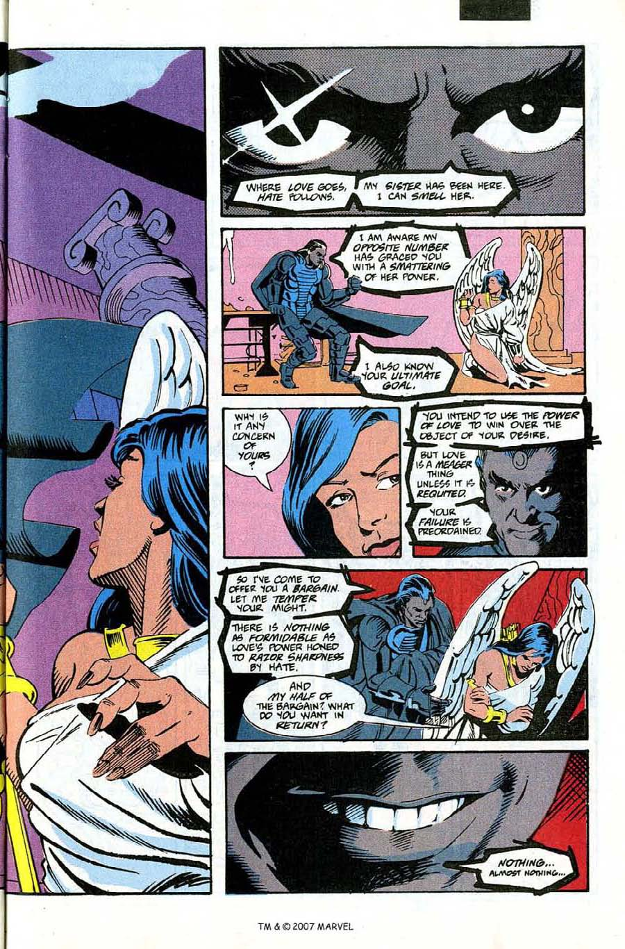Silver Surfer (1987) issue 66 - Page 21