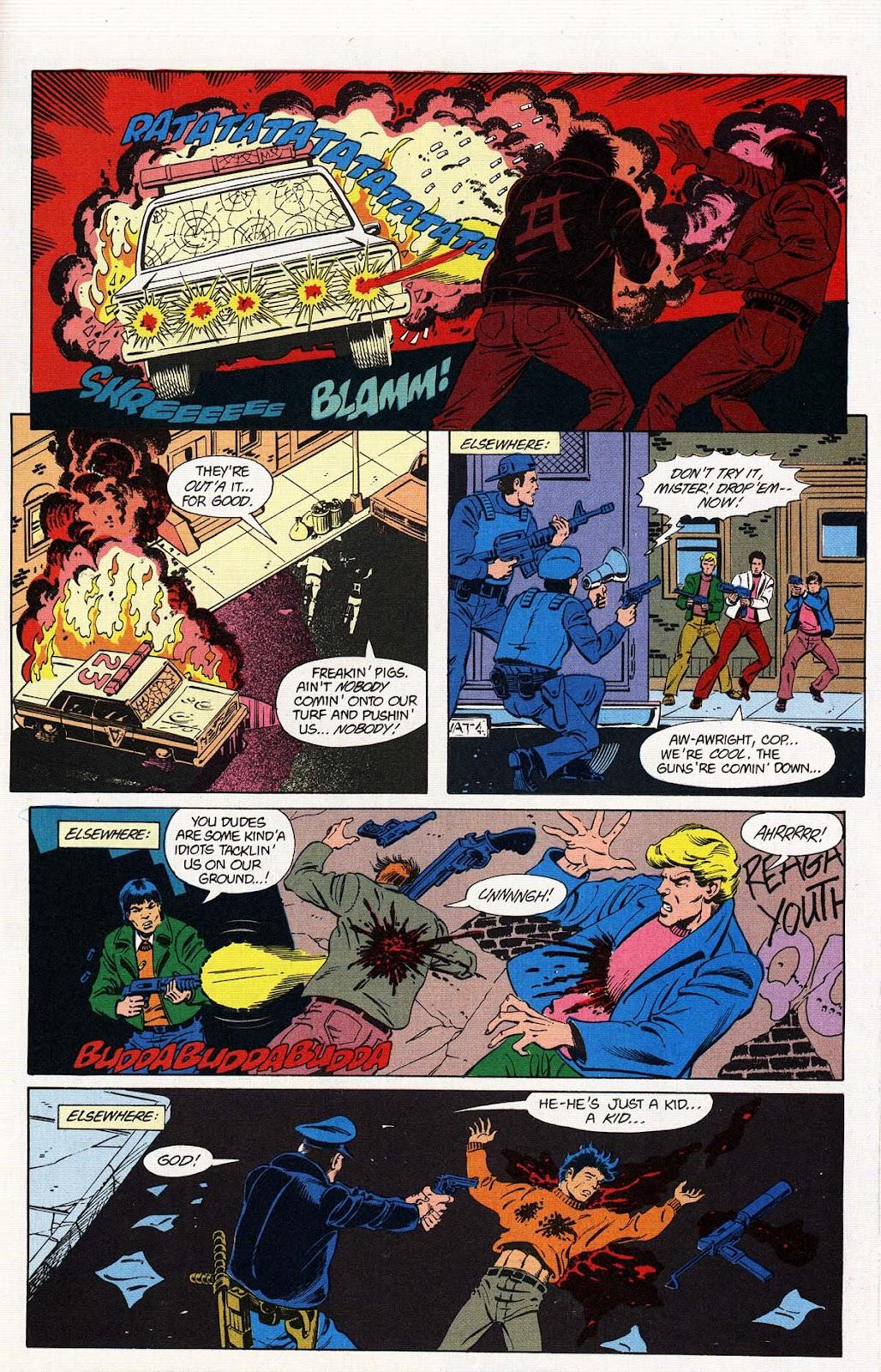 Vigilante (1983) issue 31 - Page 21